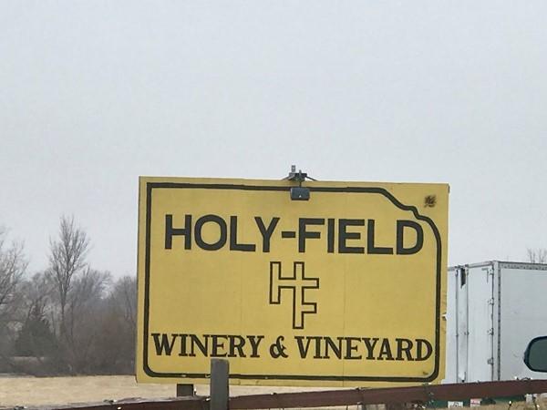 Holy-Field Winery & Vineyard, Basehor, KS