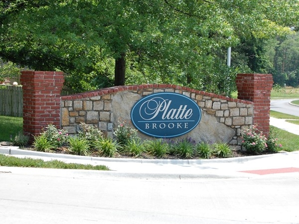 Platte Brooke subdivision features a neighborhood pool, other amenities and Park Hill Schools