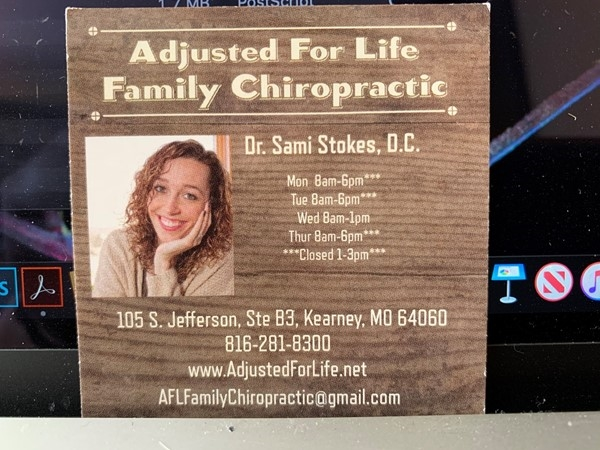 Adjusted for Life Family Chiropractic