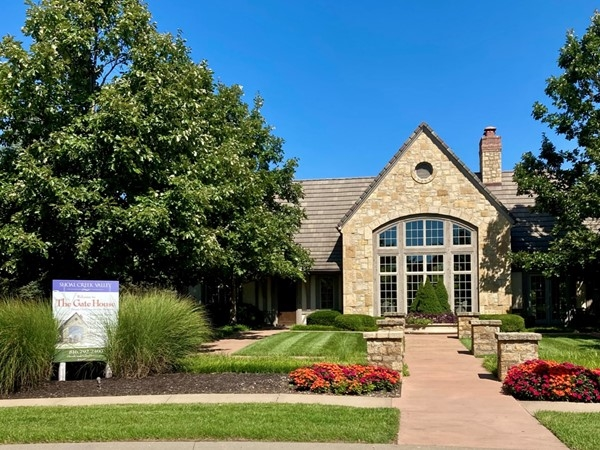 Shoal Creek Valley Preserve clubhouse