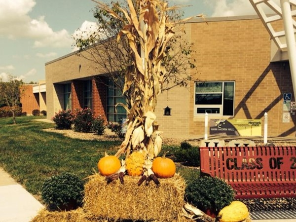 Hawthorn Hill Elementary is ready for fall fun
