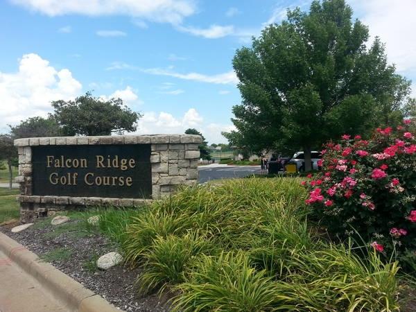 Falcon Ridge Golf Course Entrance