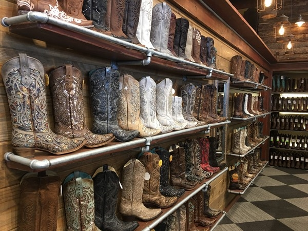 Cavenders at Legends Village West. Need boots?