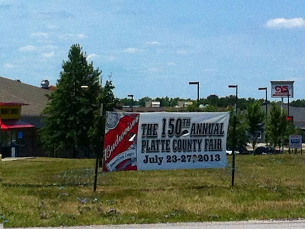 Oldest fair in Missouri!
