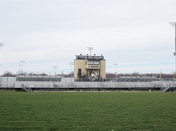 Lee's Summit High School soccer field