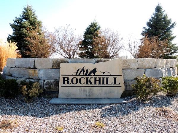 Rock Hill in Blue Springs