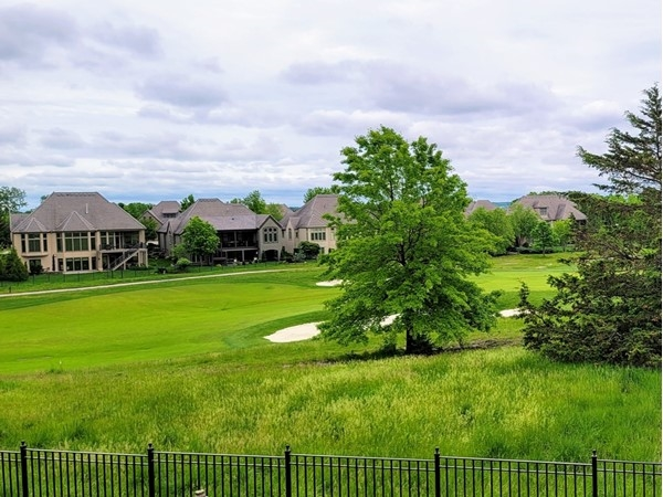 The 7th Hole at The Links at Lionsgate