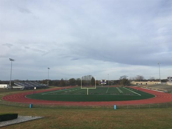 Kearney High School football field