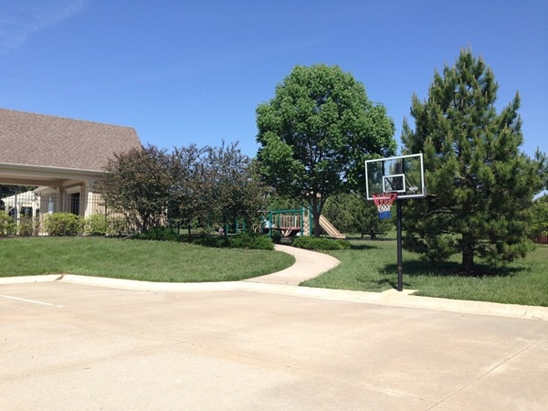 Time for a game of basketball