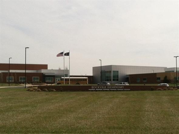 Rockville Elementary - the newest school in growing Louisburg, K-2. Wonderful award-winning school
