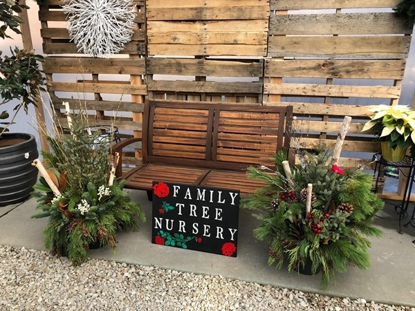 Family Tree Nursery. Your go to for gifts