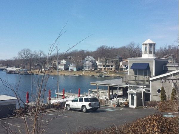 Marina Grog & Galley on the Lake. Drive the car or the boat on in for fine dining.