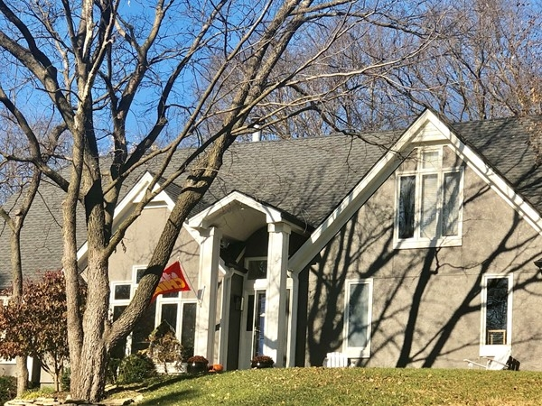 Weatherby Lake has gorgeous homes and is a fun and active community