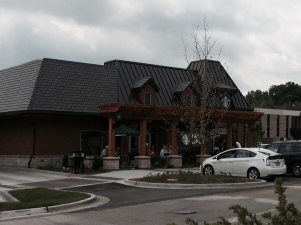 Prairie Village now has Starbucks open