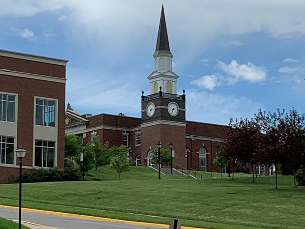 William Jewell College is just minutes away from downtown Liberty
