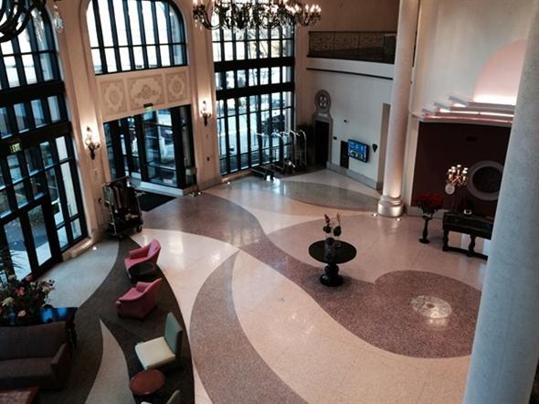 Beautiful view inside Argosy Casino