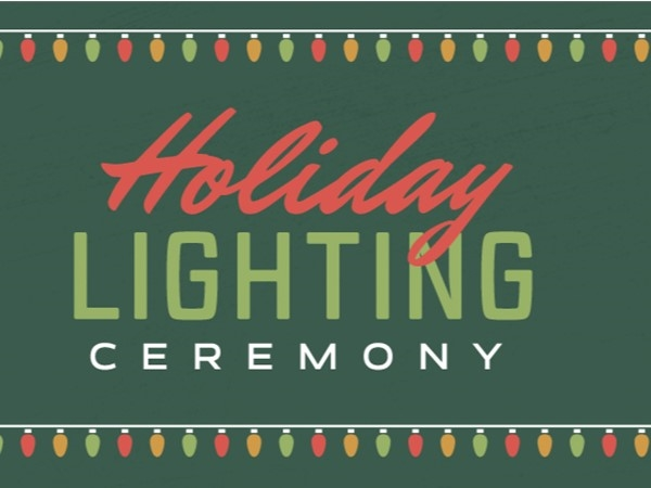 If you're getting in the holiday spirit don't miss Briarcliff Lighting Ceremony NOV 10th, 3:00 p.m.