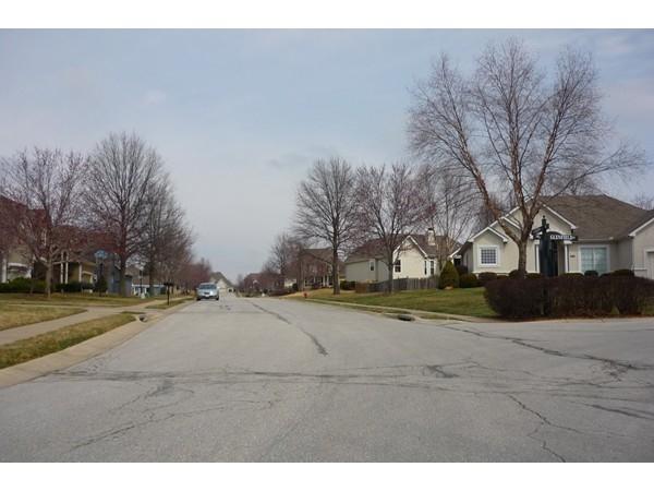 Northeast Glen Drive from Northeast Glenfield Court