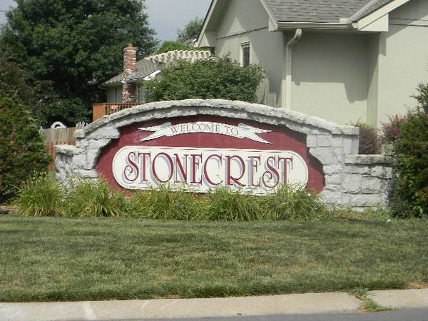 Stonecrest subdivision features homes from 140k to 180k and is located near Kearney High School