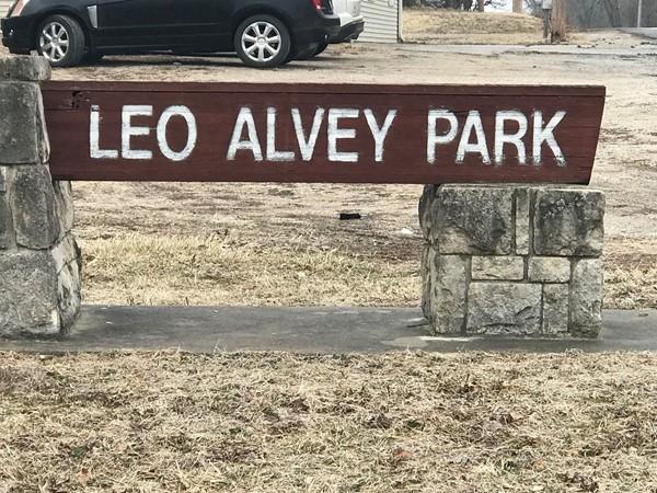Leo Alvey Park in Turner area, Kansas City, KS