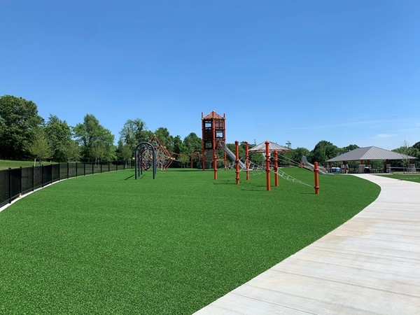 Hodge Park's newest addition