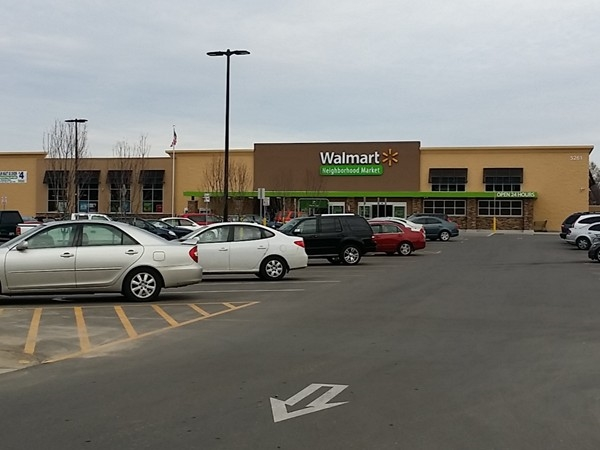 Walmart Neighborhood Market now open at Antioch Crossing