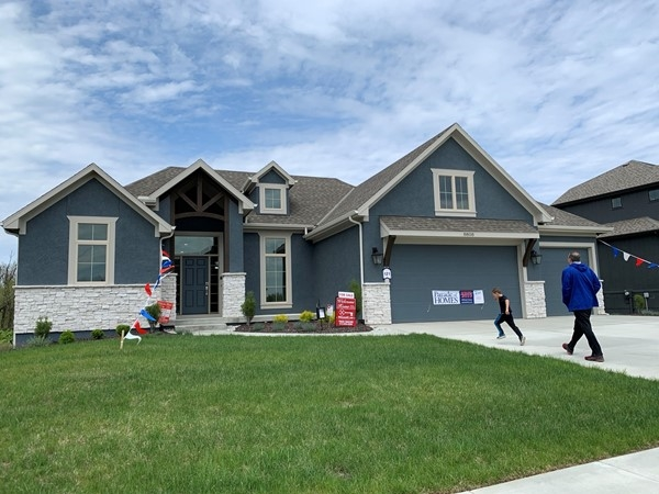 One of the many homes in Spring Parade of Homes 2019