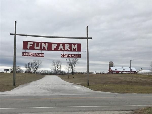 Fun Farm is full of family fun