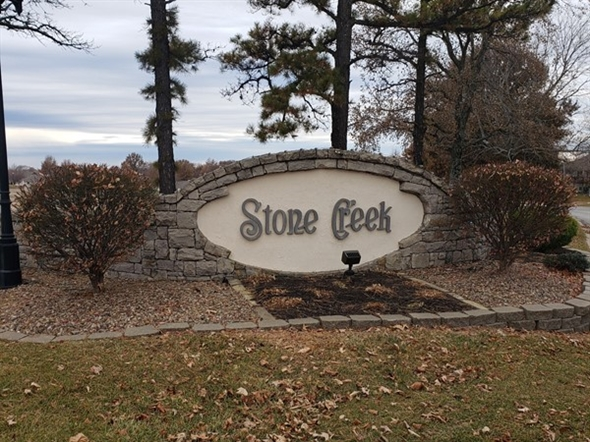Stone Creek subdivision in Blue Springs