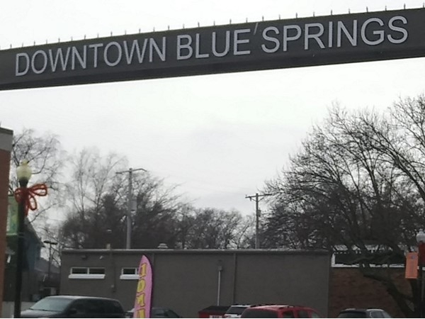Come see all the little shops on Main Street in Downtown Blue Springs