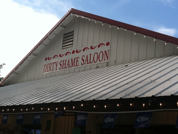 "150th annual Platte County Fair and the ever popular ""Dirty Shame Saloon"""