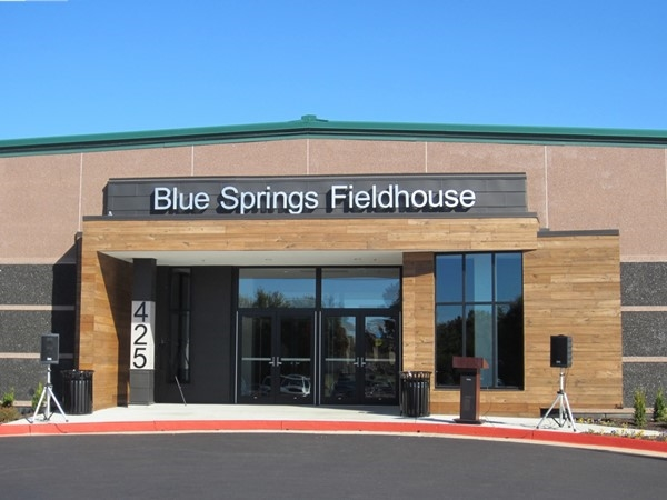 Blue Springs Fieldhouse