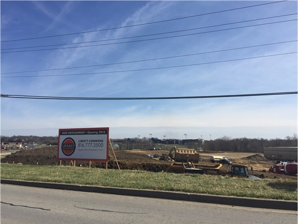 New construction will bring more retail shops in 2016
