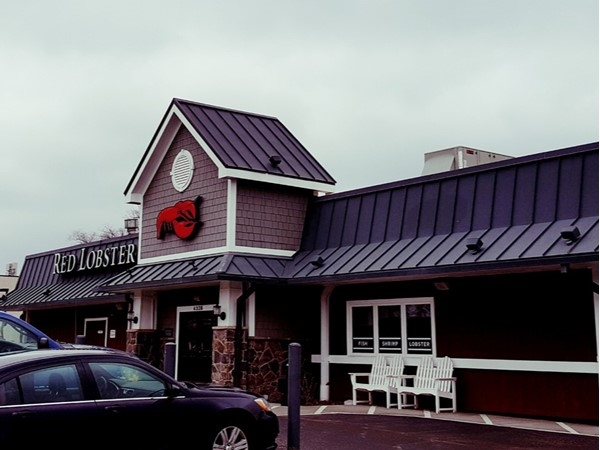 Red Lobster is a great place to dine