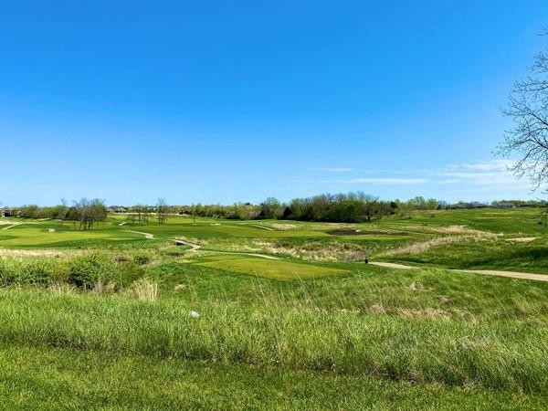 Spring has arrived at Prairie Highlands