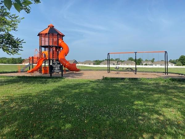 Playground at Frick Park