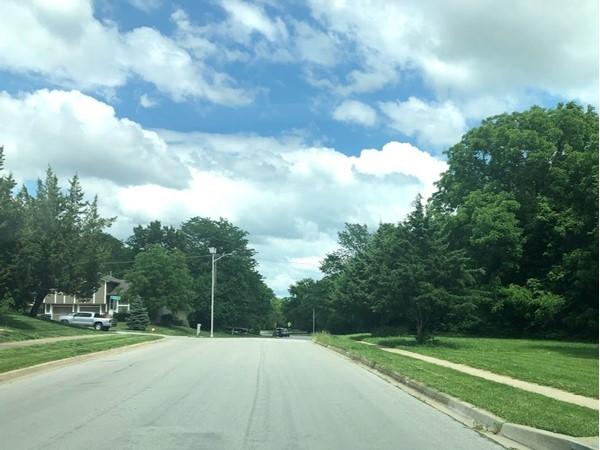 The desirable Cambridge Point neighborhood