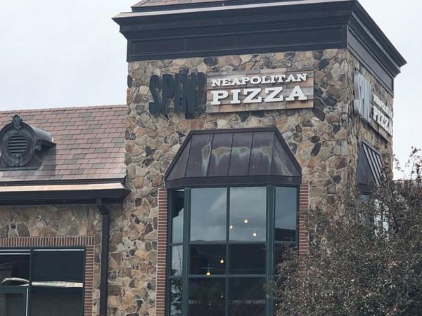 Spin! Neapolitan Pizza...Yum