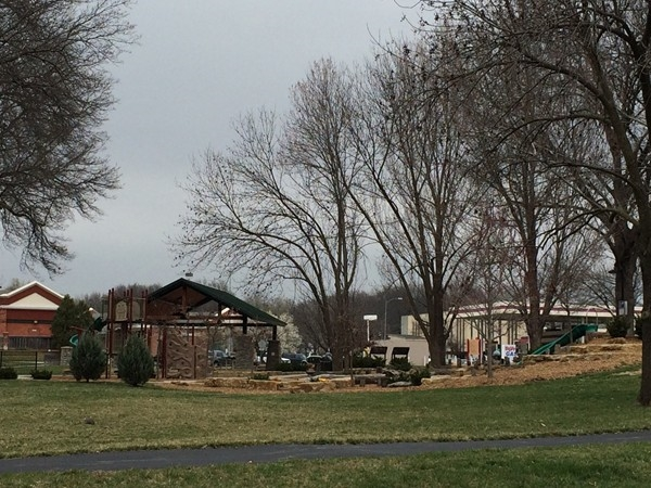 Neighborhood park at 79th and Stateline Road