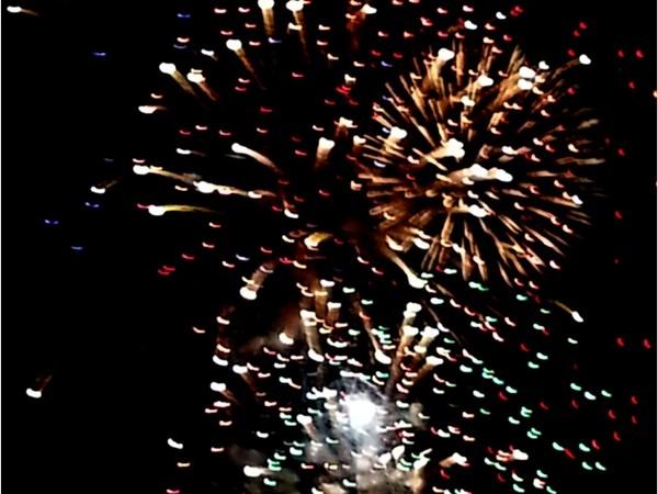 Lenexa Chili Fest fireworks