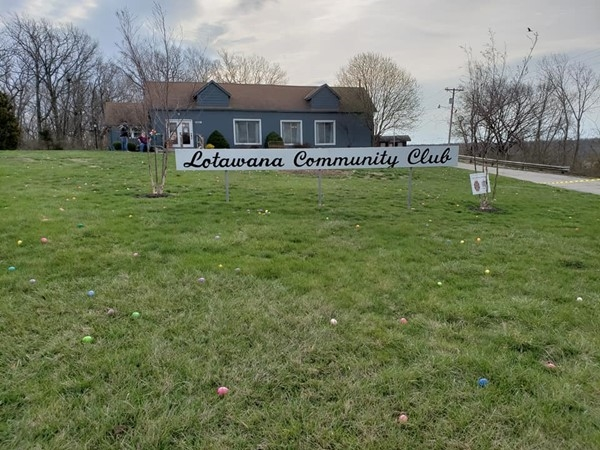 Lake Lotawana Community Club and Optimist Club Annual Easter Egg Hunt