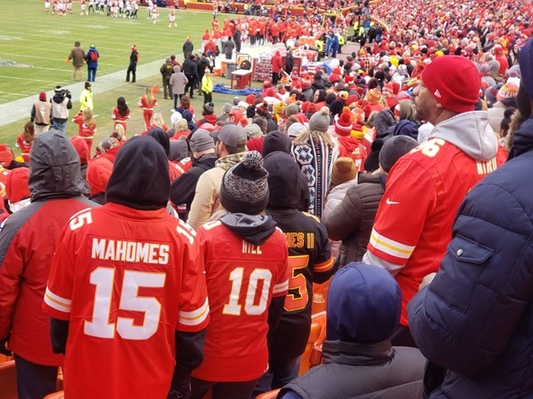 My family is ready for a KC Chiefs Superbowl, are you? Go Chiefs