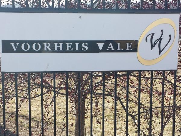 Villas of Voorheis Vale