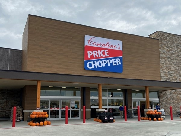 Smithville community now has a brand new, up-to-date, fancy Price Chopper