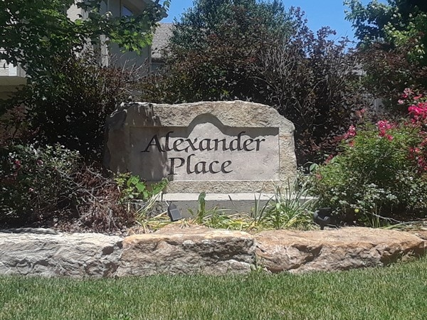 Alexander Place is in East Independence off Truman Rd