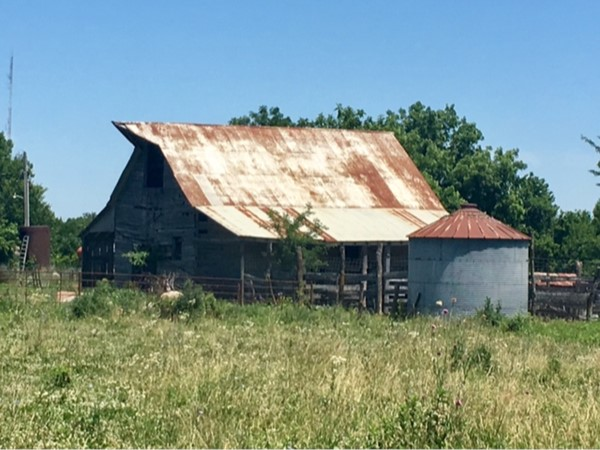 Missouri's historic barns are rapidly disappearing from our landscape, but this one stands proud