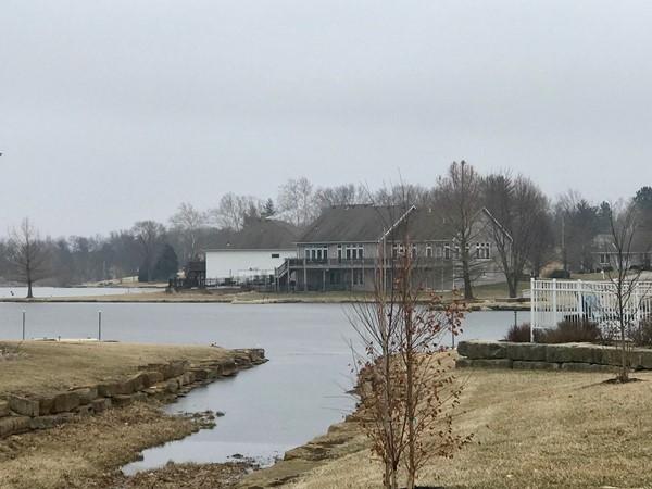 Cedar Lake Estates lake view