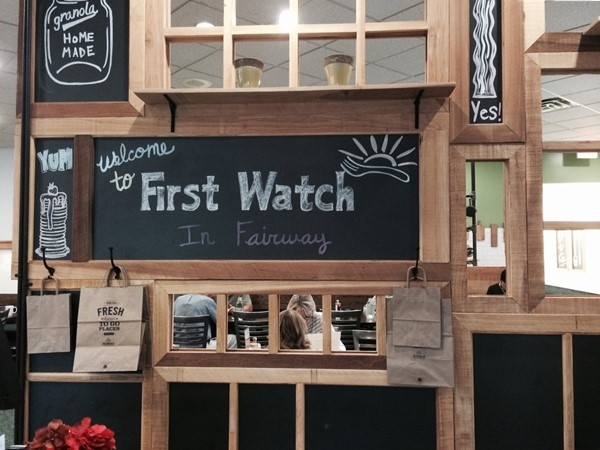 First Watch is the perfect breakfast stop in Fairway