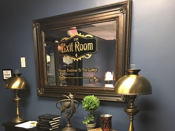 The Exit Room. Fun activity for groups! Located within walking distance to restaurants/ shops/ bars