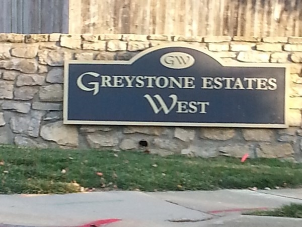 Greystone Estates West in Lenexa